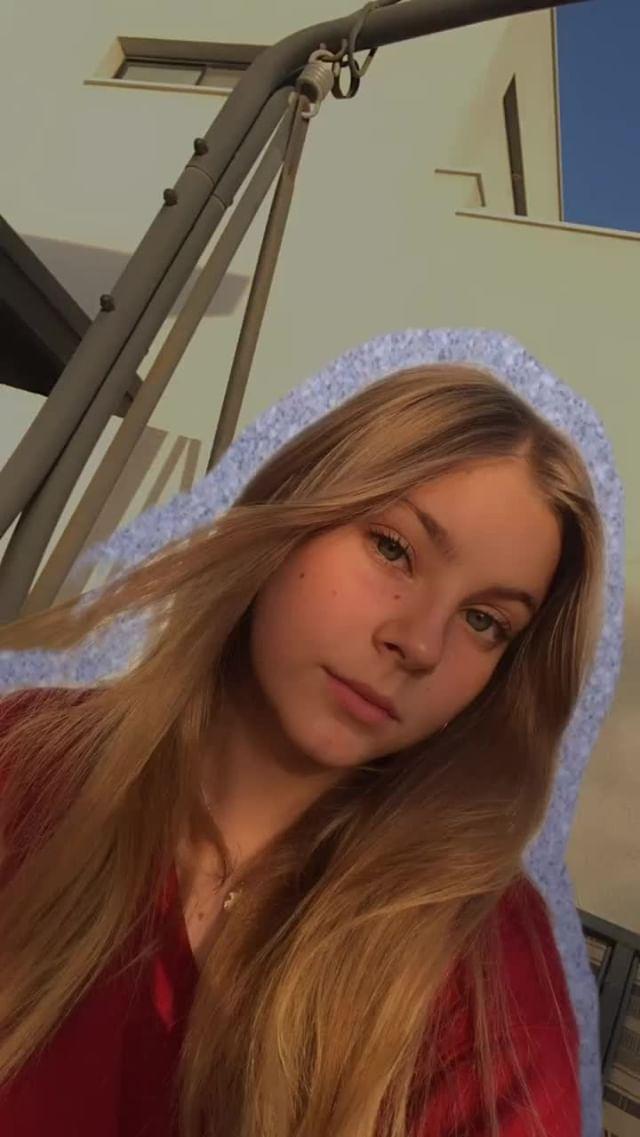 Instagram filter Glitter frame