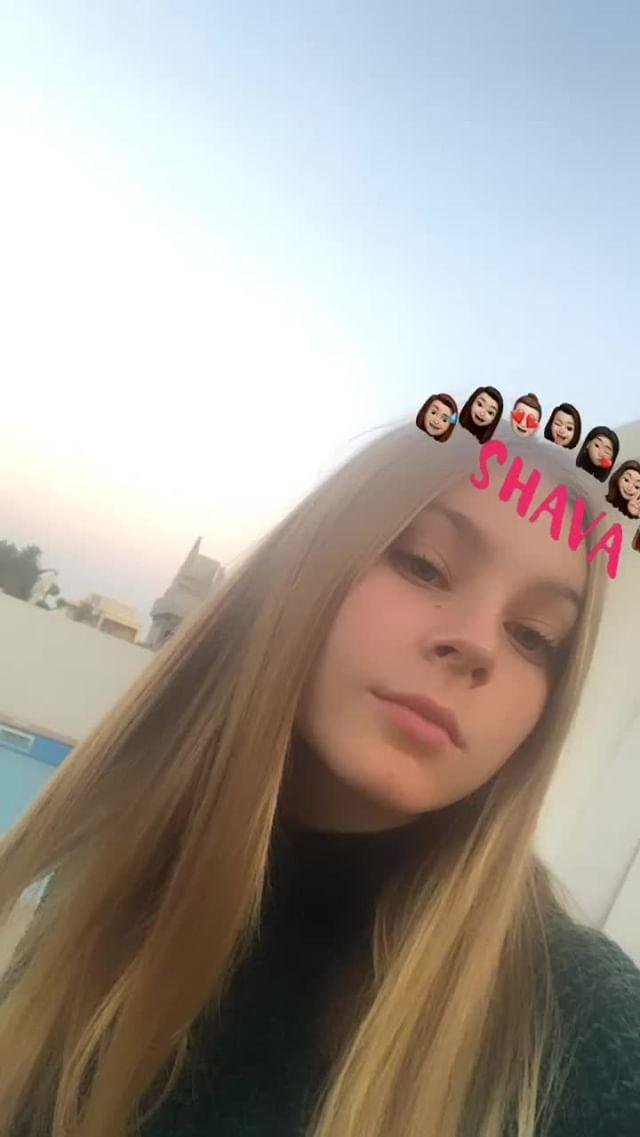 Instagram filter SHAVA