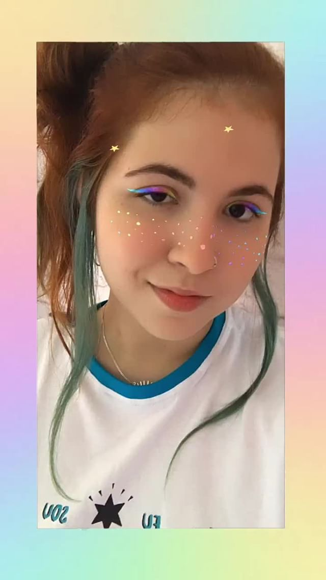 Instagram filter Rainbow Make