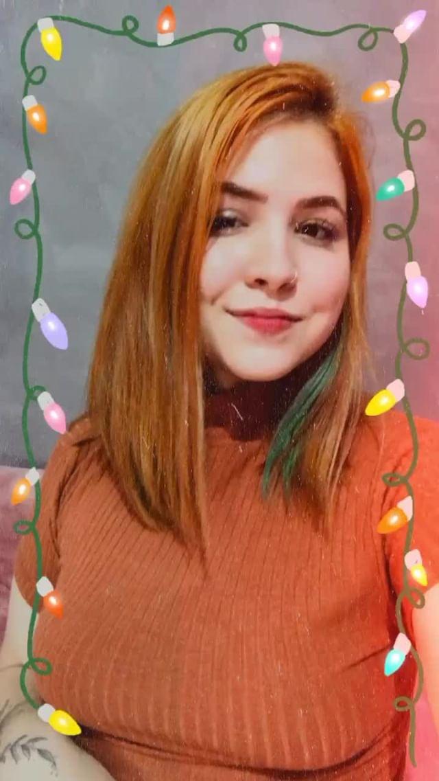 Instagram filter Luzes de Natal