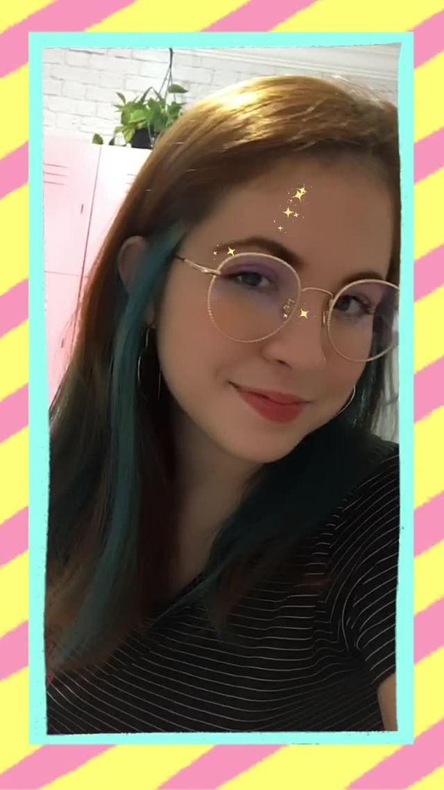 Instagram filter Frame Colorido