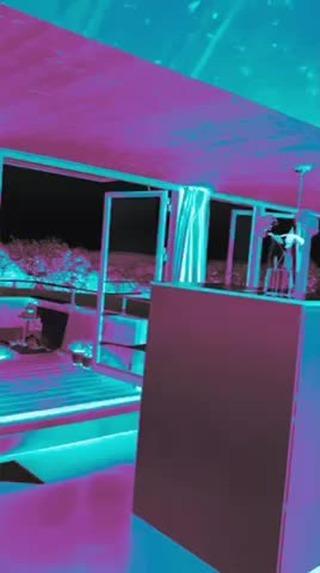 dricaterto Instagram filter Neon Vibes