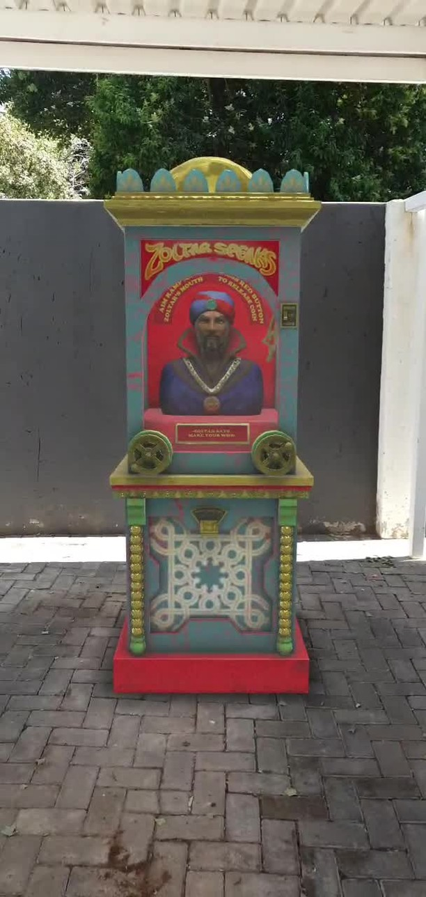 Instagram filter ZoltAR Speaks