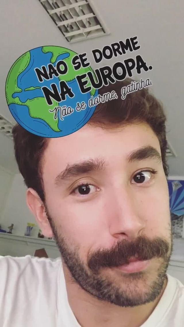 soueuric Instagram filter Europa