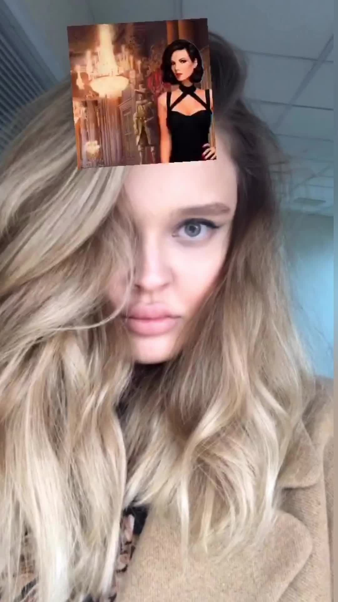Instagram filter Girl.Клуб романтики