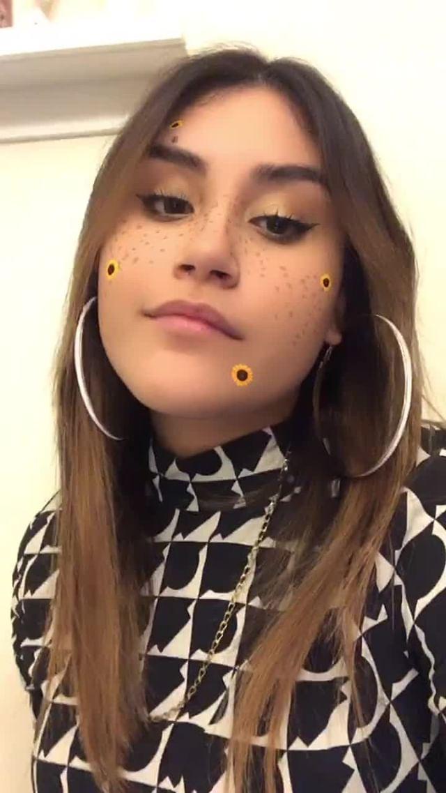 Instagram filter girasoles