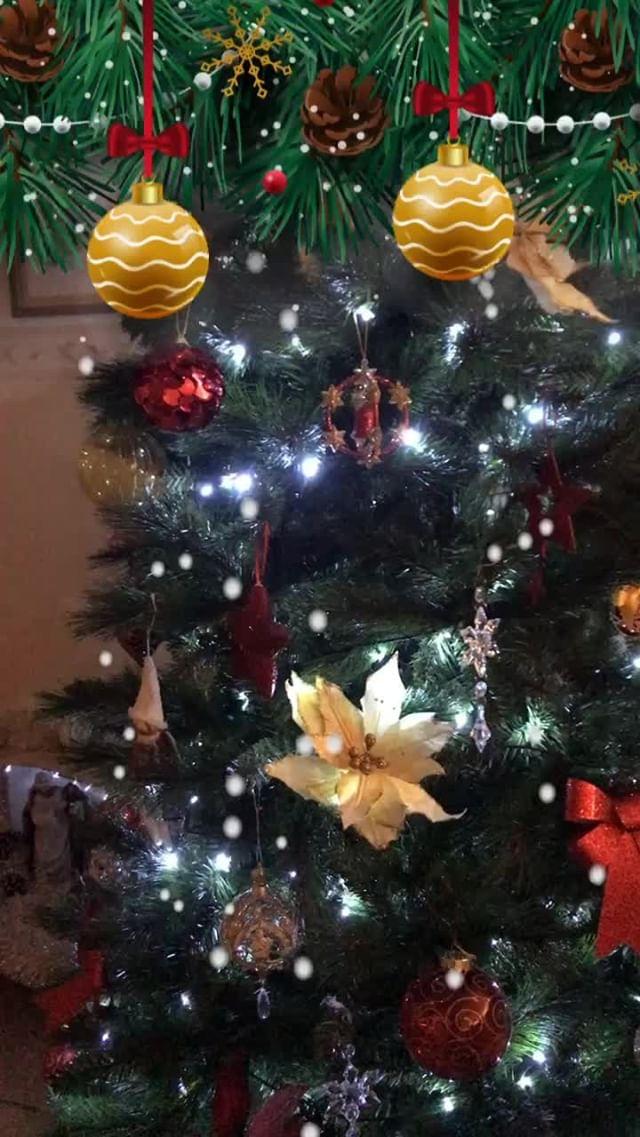 Instagram filter CHRISTMAS AIR