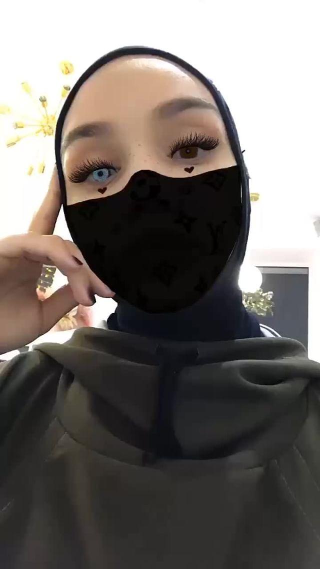 umm.djanisa Instagram filter Глаза