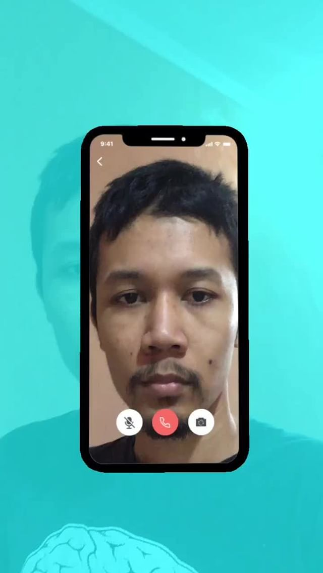Instagram filter Video Call