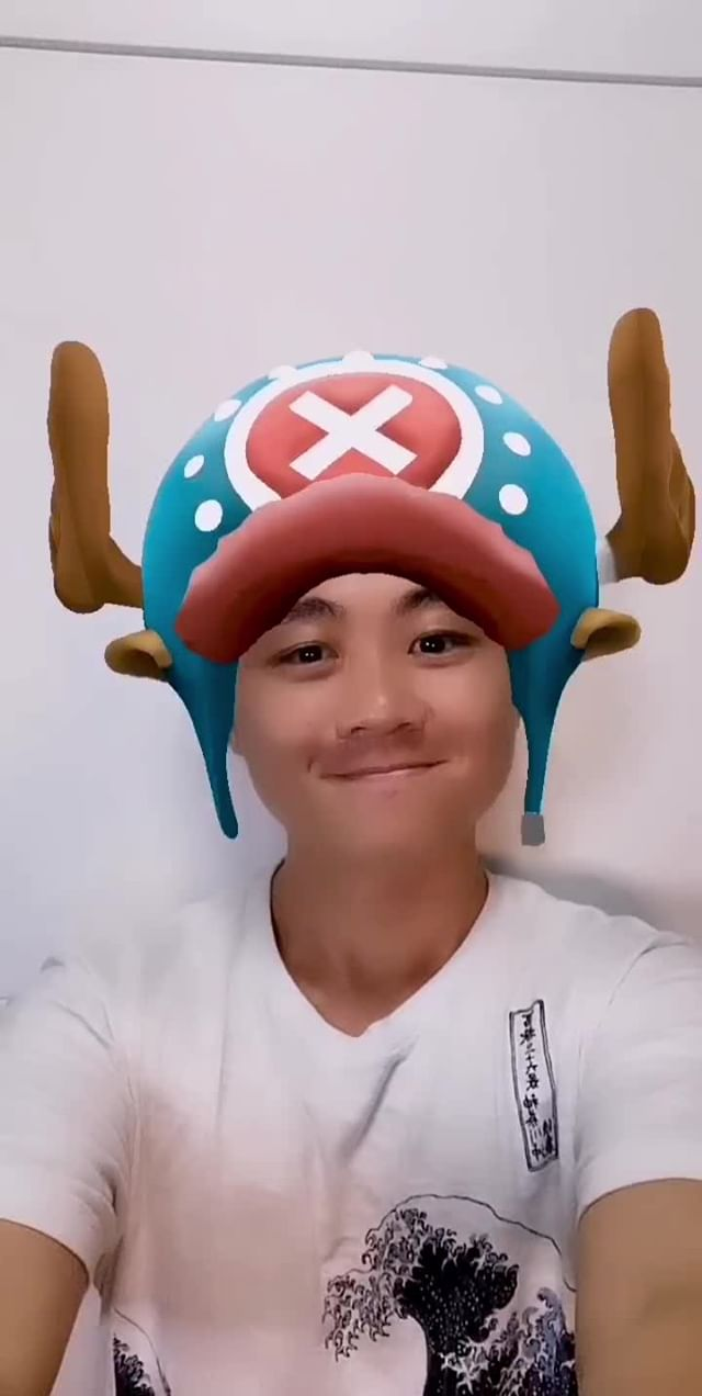 Instagram filter One Piece - Chopper