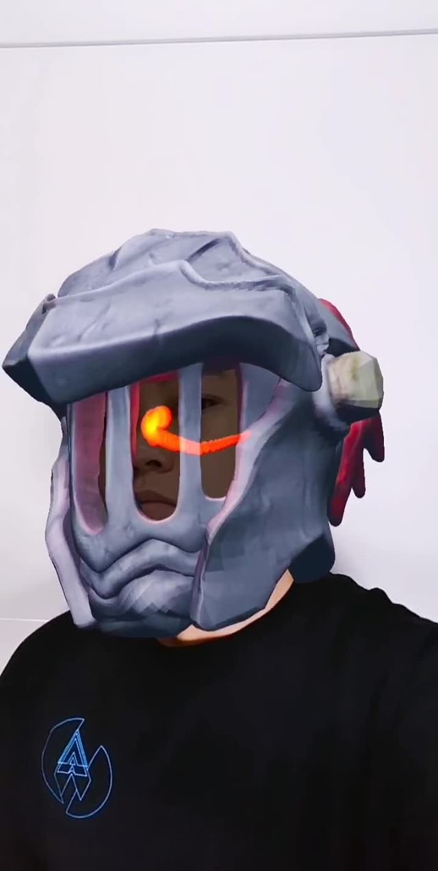 Instagram filter Goblin Slayer