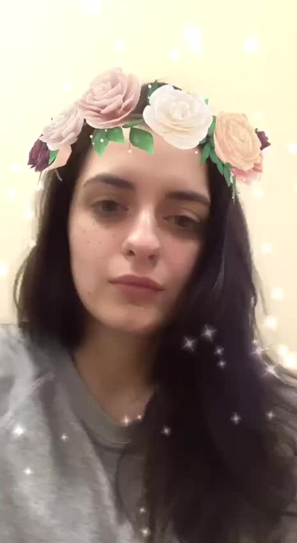 Instagram filter sparkle_flowers