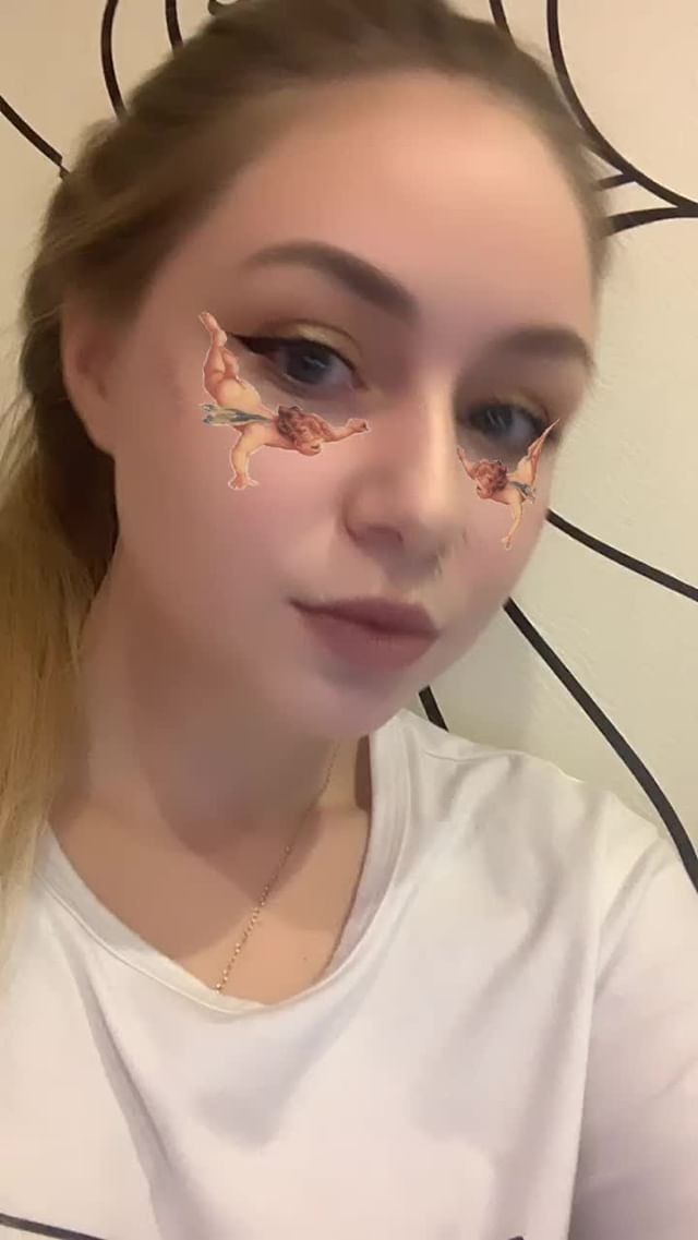 Instagram filter Angel