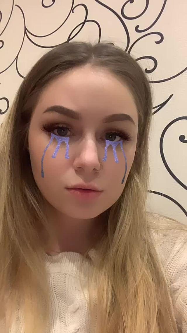 Instagram filter my tears