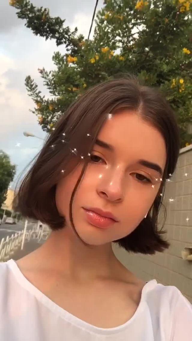 Instagram filter star  blink