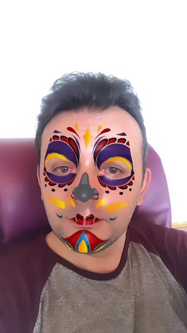 Instagram filter CRUZMASK