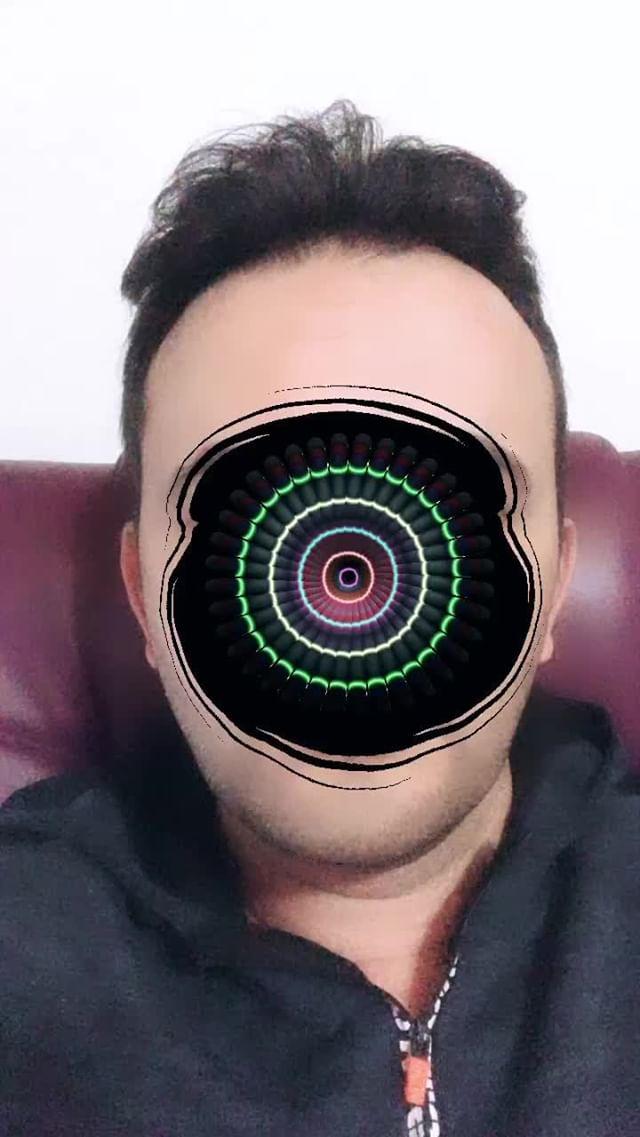 Instagram filter Hypnohead