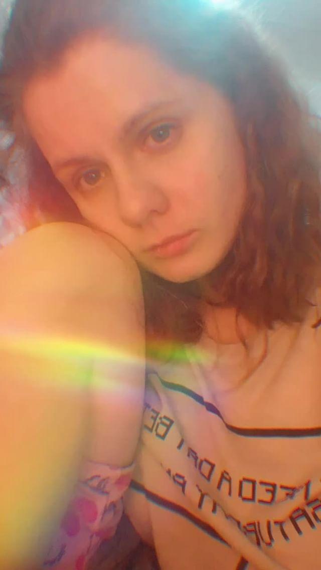 Instagram filter Hey, it's rainbow