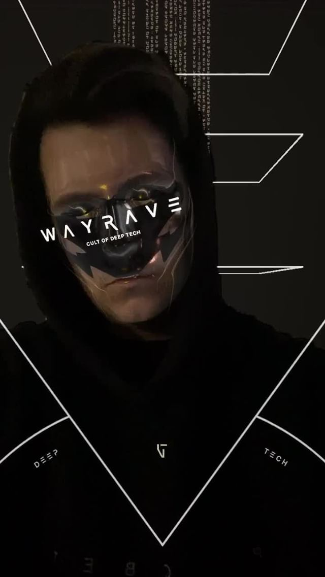 Instagram filter WAYRAVE