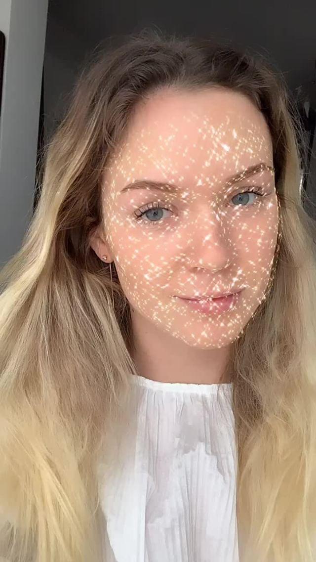 ksu_loe Instagram filter Glitter Make up