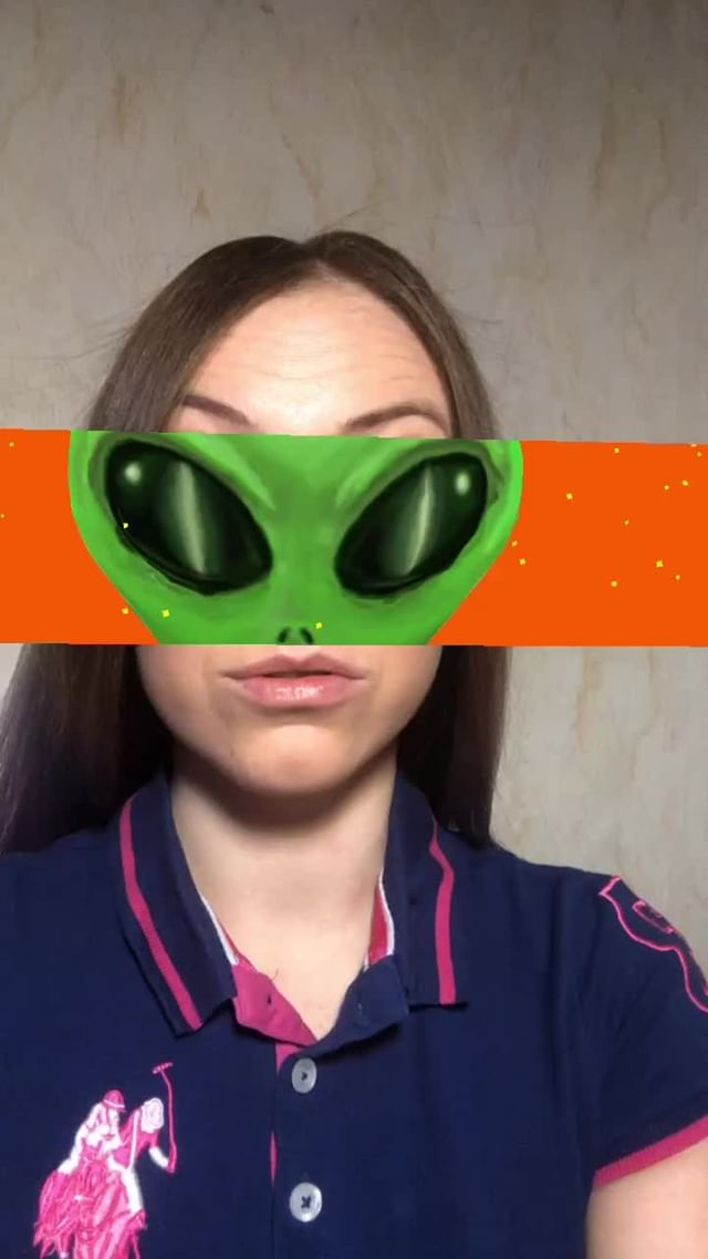 natachaborisovnna Instagram filter инопланетянин