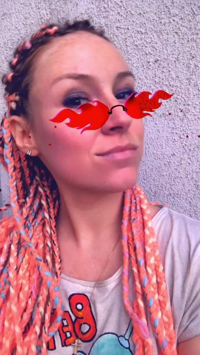 natachaborisovnna Instagram filter Пламенные очки