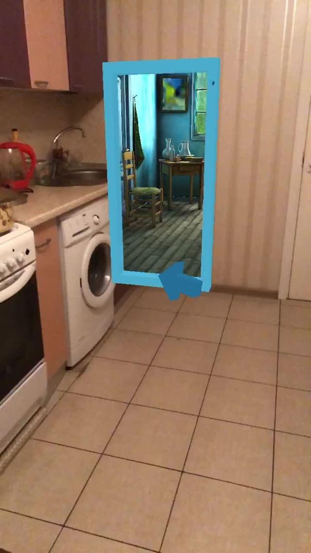 natachaborisovnna Instagram filter Room3D