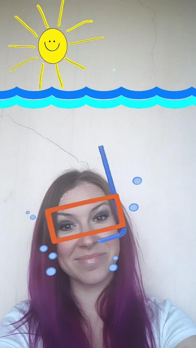 natachaborisovnna Instagram filter i am at sea