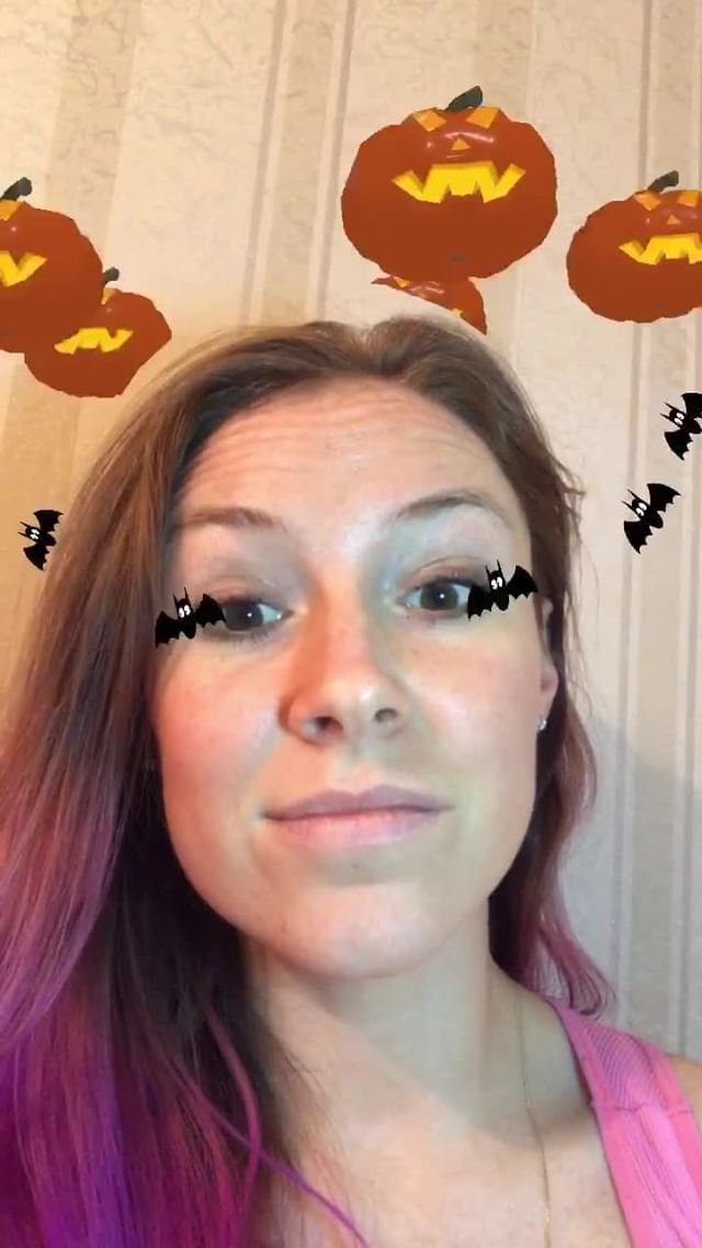 natachaborisovnna Instagram filter halloween