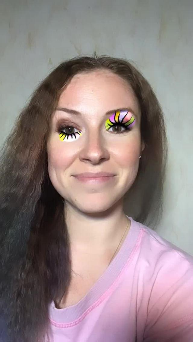 natachaborisovnna Instagram filter these eyes