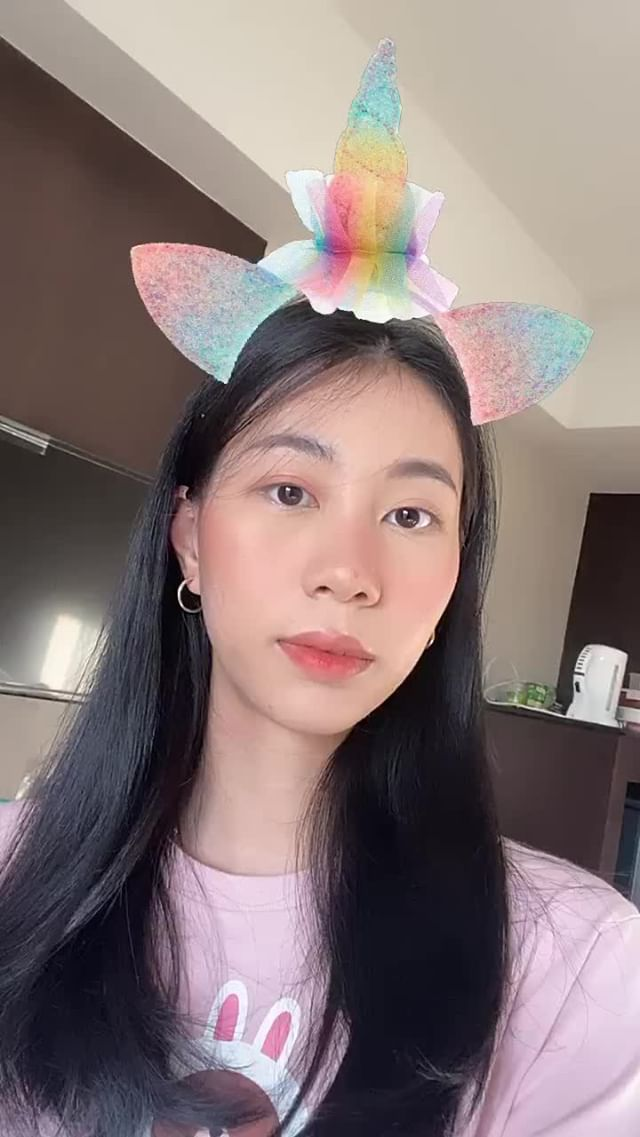 Instagram filter unicorn hair band