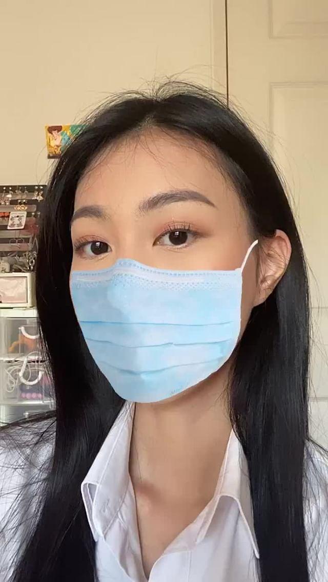Instagram filter Surgical mask
