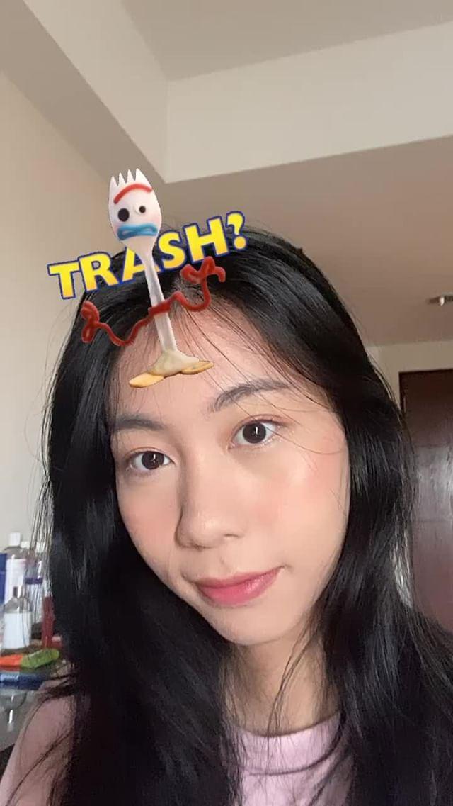Instagram filter trash?
