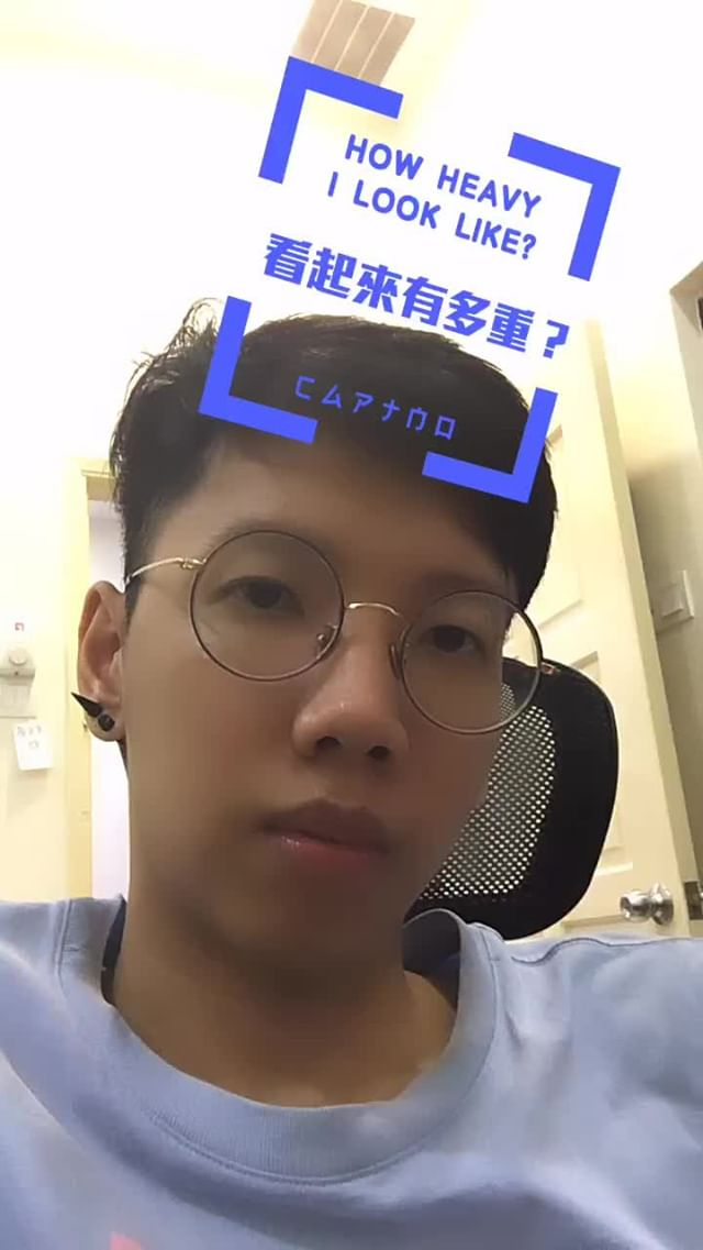 captno.jh Instagram filter CAPTNO Weight 體重