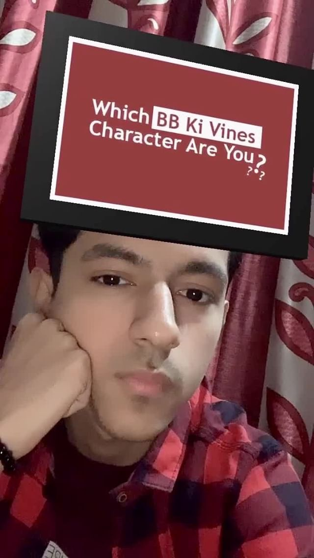 Instagram filter Which BBKV Character