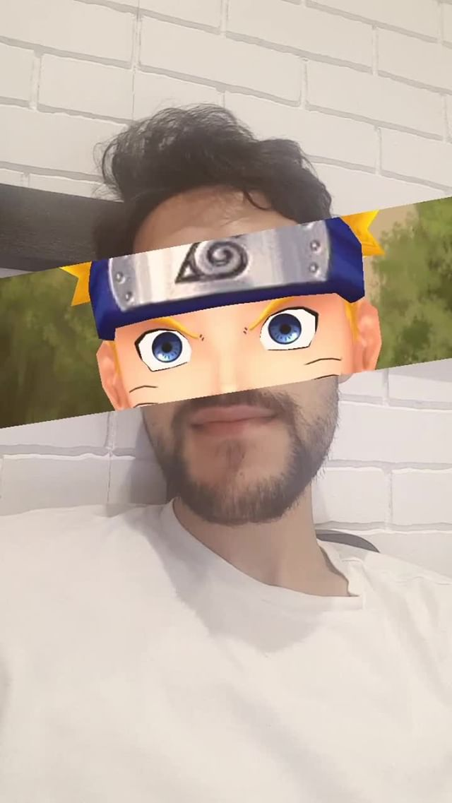Instagram filter shinobi