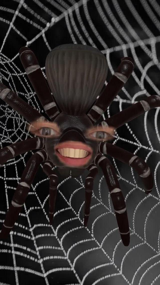 Instagram filter Spider