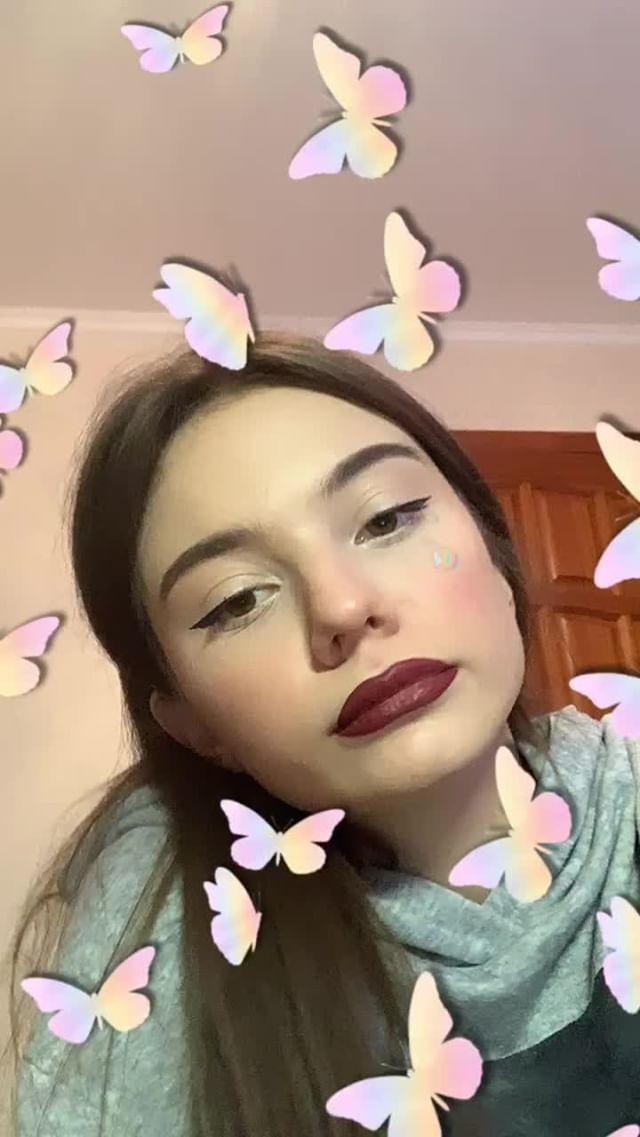 Instagram filter бибидиБУУ