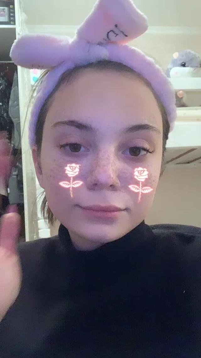 Instagram filter розо4ки