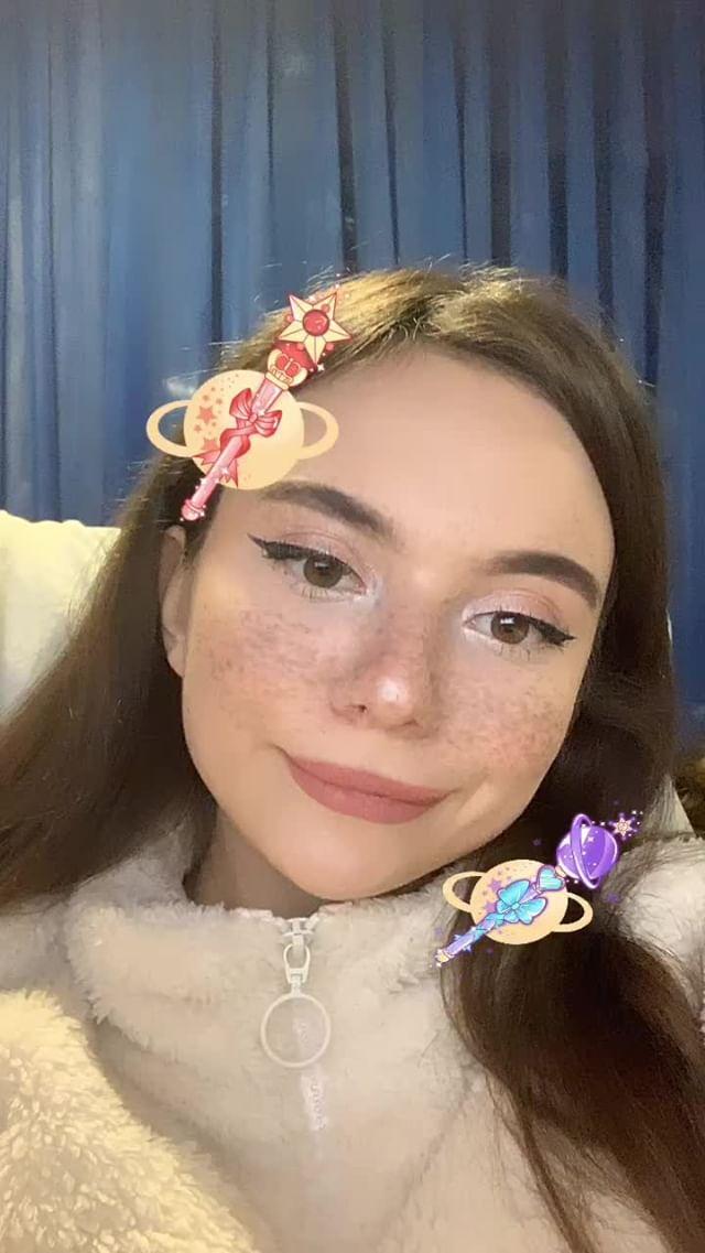 Instagram filter СЕЙлорМООН