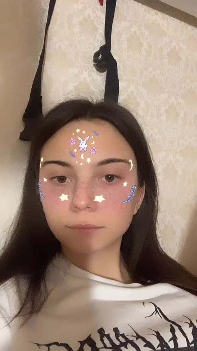 Instagram filter стар банни
