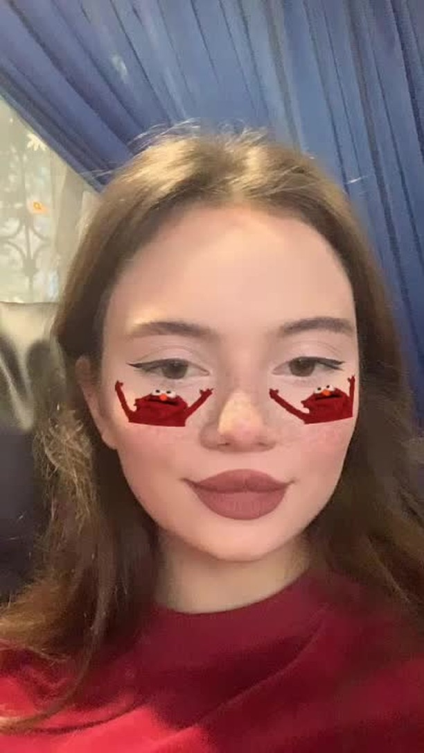 Instagram filter красные гоблины
