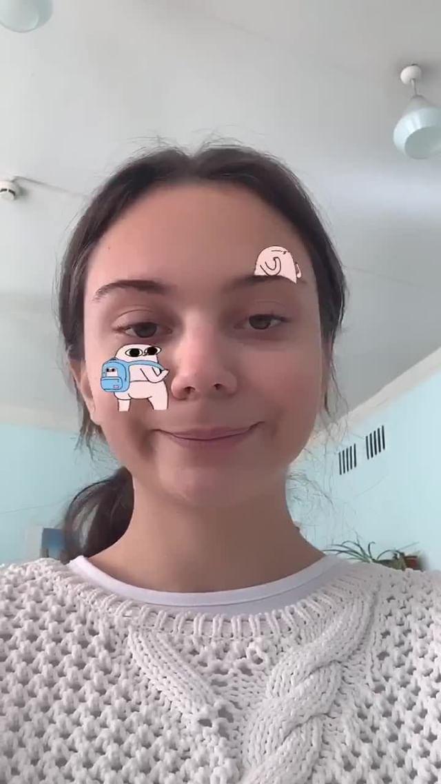 Instagram filter Малыш