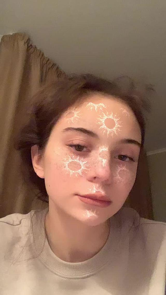 Instagram filter солнцЫ