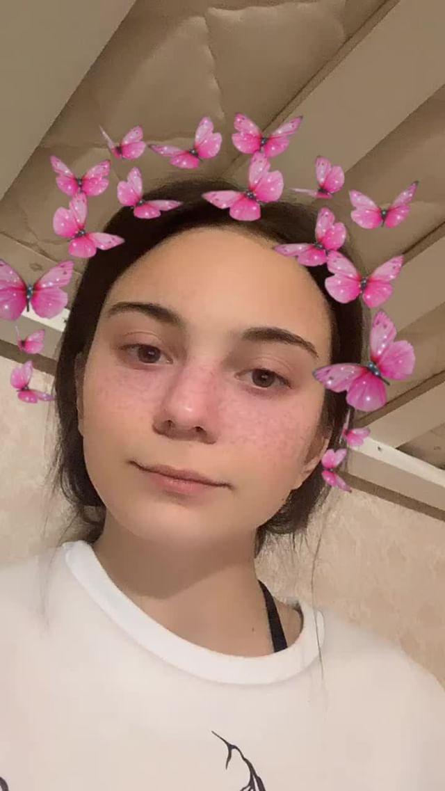 Instagram filter бабочкиии