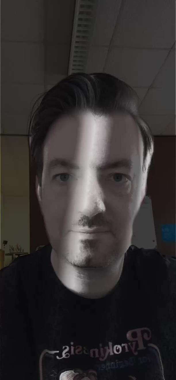 Instagram filter Shadowplays