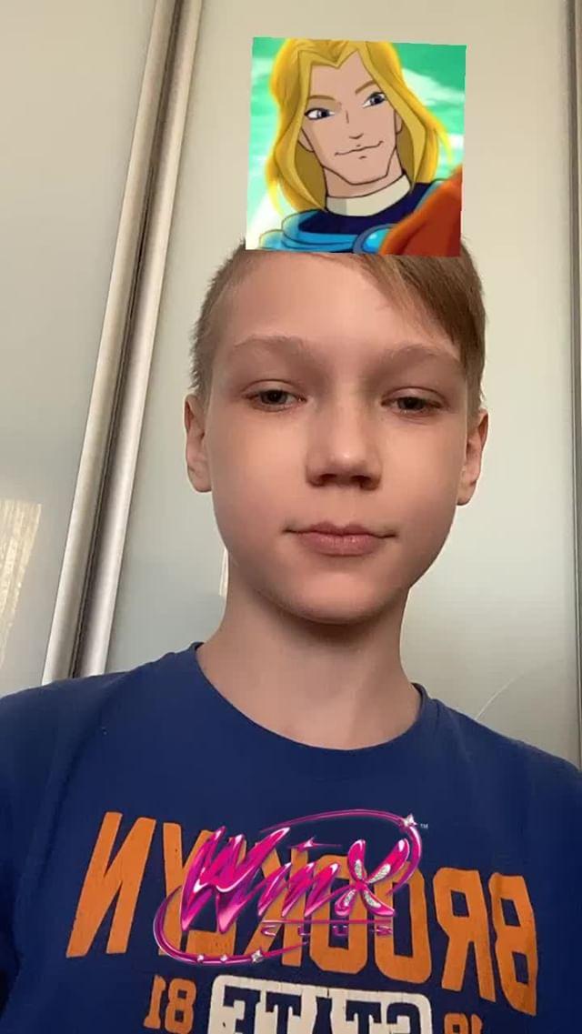 Instagram filter winx