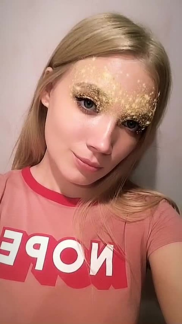 Instagram filter Stars