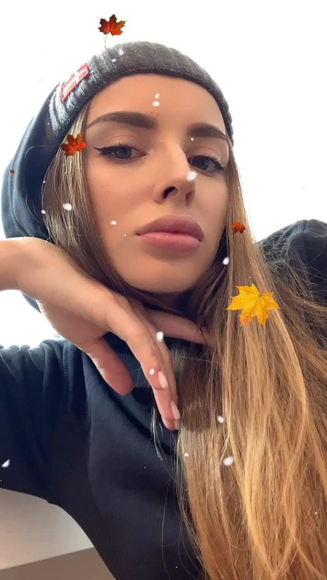 Instagram filter первыйСНЕГ