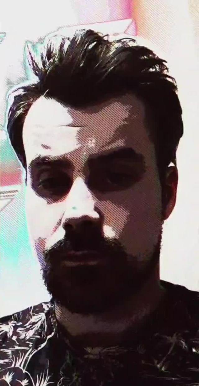 Instagram filter Sherbet